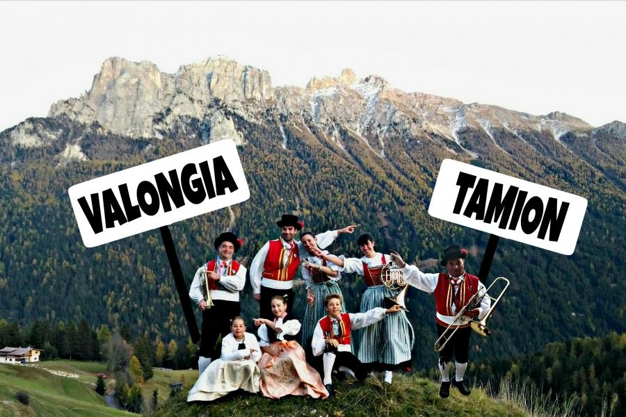 Loc. Tamion e Valongia